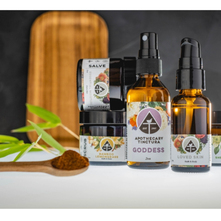 Photo Credit: Apothecary Tincture